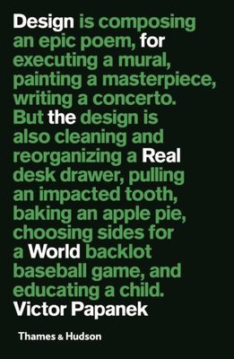 Design for the Real World