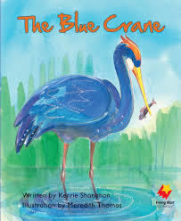 BLUE CRANE - FLYING START TO LITERACY LV12