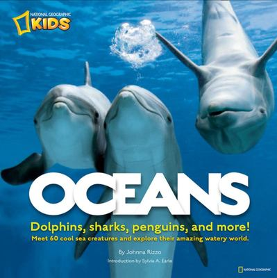 Oceans - Dolphins, Sharks, Penguins, and More!