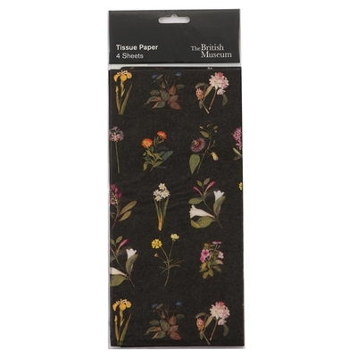 Tissue Paper - Delany Flowers