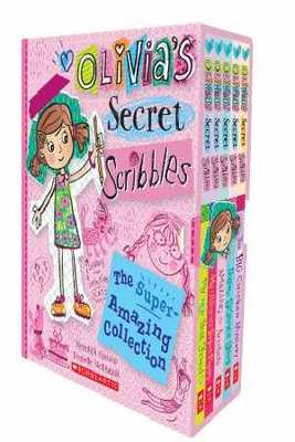 Olivia's Secret Scribbles: The Super-Amazing Collection