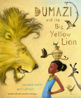 Dumazi and the Big Yellow Lion + CD