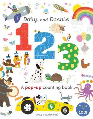 Dotty and Dash's 1, 2, 3