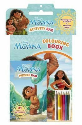 Disney Moana - Activity Bag