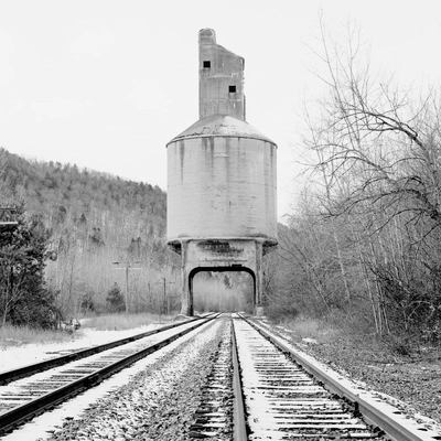 Jeff Brouws: Silent Monoliths - The Coaling Tower Project