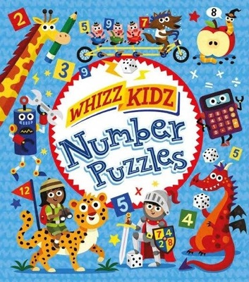 Number Puzzles for Whizz Kids
