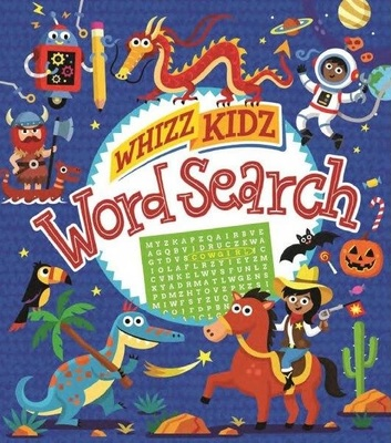 Super Word Search for Whizz Kids
