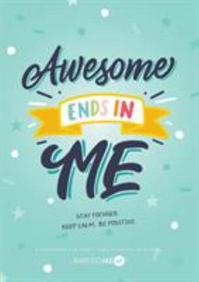 Resilient ME(TM) Gratitude Journal for Kids - Awesome Ends in Me