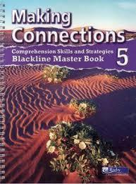 MAKING CONNECTIONS  Black Line Masters BOOK 5