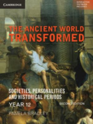 The Ancient World Transformed Year 12