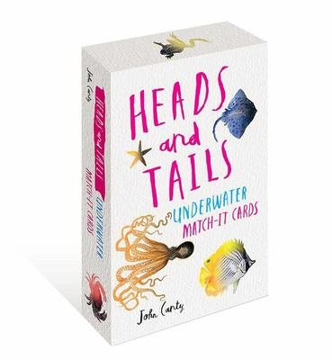 Heads and Tails Underwater Memory Cards