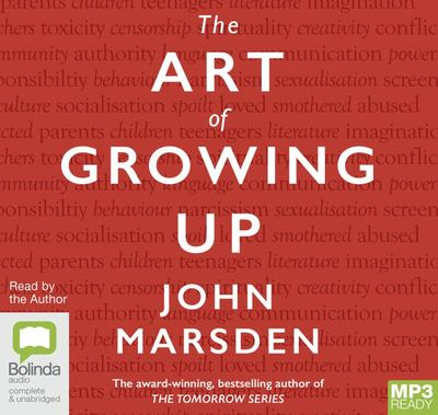 The Art of Growing Up (MP3)