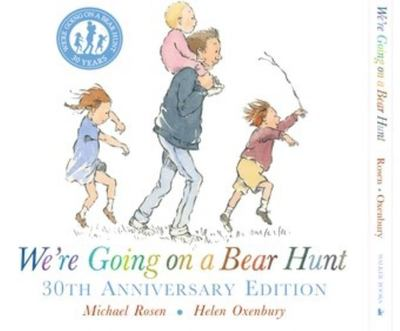 We're Going on a Bear Hunt (30th Anniversary Slipcase)
