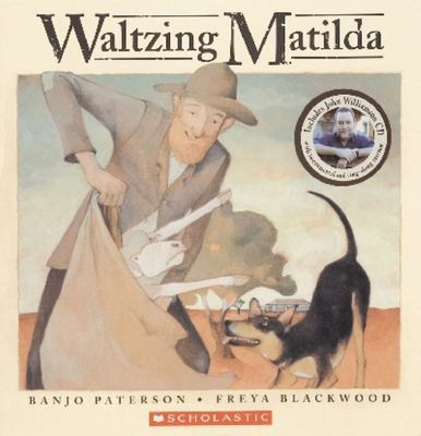 Waltzing Matilda (Book & CD)