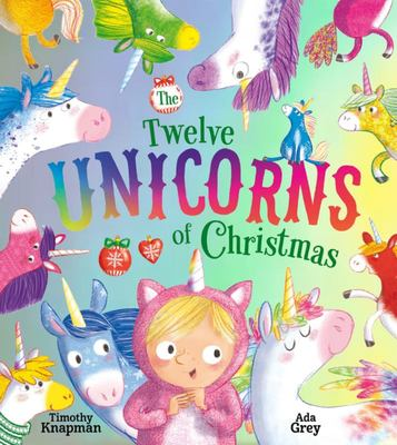 The 12 Unicorns of Christmas