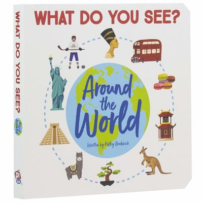 Around the world: What do you see