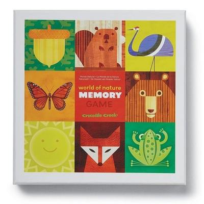 World of Nature Memory Game