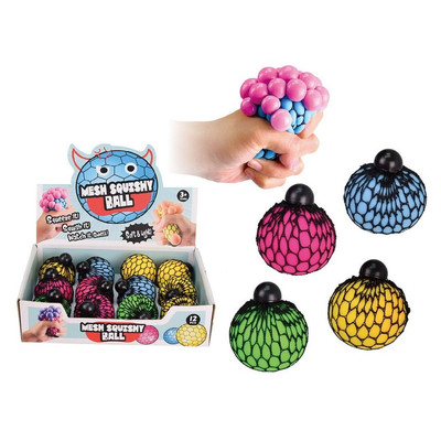 Colour Changing Mesh Squishy Ball