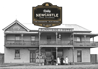 Hotels of Old Newcastle 2020 Calendar