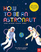 Homepage how to be an astronaught