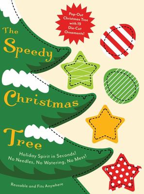 Speedy Christmas Tree - The Perfect Pop-Out Christmas Tree