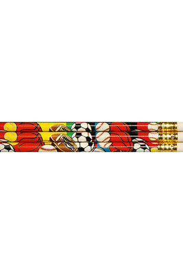 MP903 Super Sport Pencils Pack of 10 with Eraser - ATA