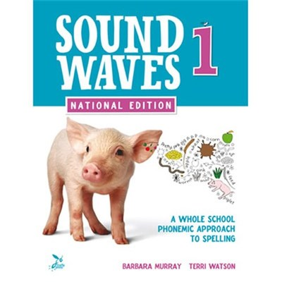 Sound Waves 1 National Edition Student Book - Firefly
