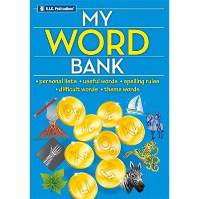 My Word Bank - Ages 8–12 - RIC-1092