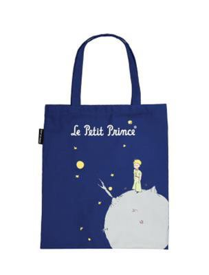 Little Prince Blue Tote Bag