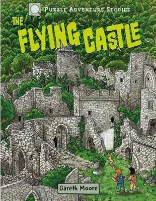 The Flying Castle (Puzzle Adventure Stories)