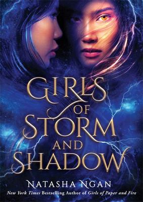 Girls of Storm and Shadow (#2 Girls of Paper and Fire)