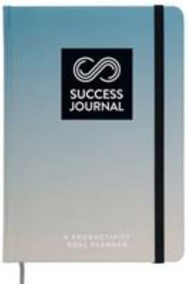 Success Journal / Serious Blue - A Productivity Planner