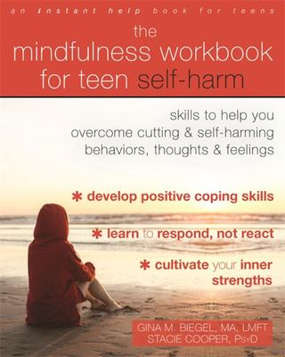 Mindfulness Workbook for Teen Self Harm
