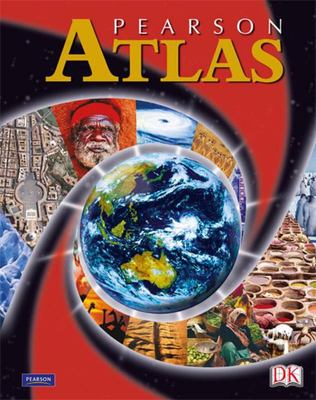 Pearson Atlas with Student DVD - United