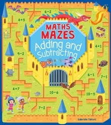 Maths Mazes Addition and Subtraction