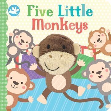 Five Little Monkeys (Finger Puppet Book)