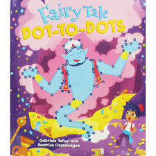 Fairy Tale Dot to Dot