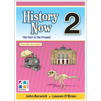 History Now 2 - The Australian Colonies - AC - T4T
