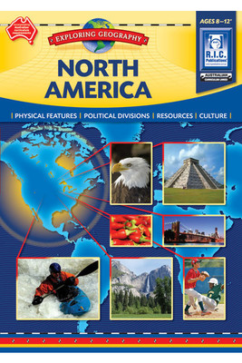 Exploring Geography: North America - RIC-6365