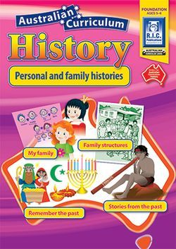 AC History Foundation - Ages 5-6 RIC-6440