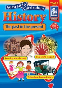 AC History Year 2 Ages 7 - 8 - RIC 6442