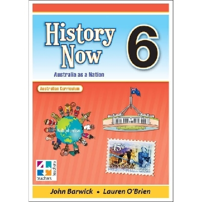 History Now 6 - The Australian Colonies - AC - T4T