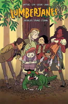 Lumberjanes Vol. 12 - Jackalope springs eternal
