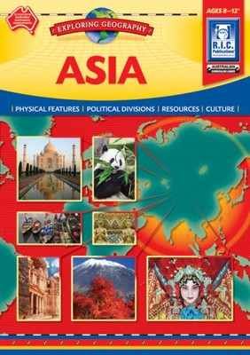 Exploring Geography: Asia - RIC-6368