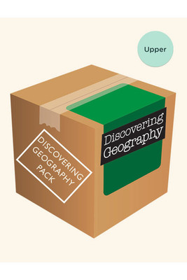 Discovering Geography - Upper Primary: Pack