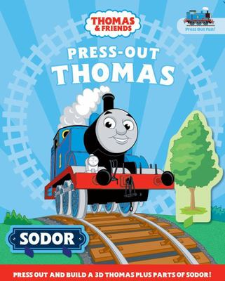 Thomas & Friends: Press out and Build