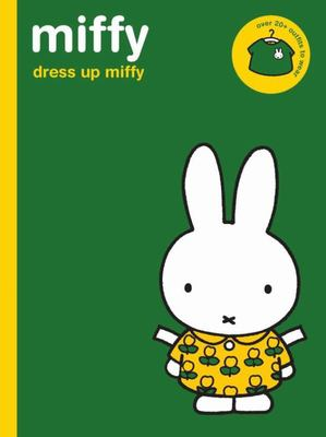 Miffy: Dress Up Miffy Book
