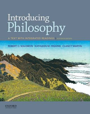 Introducing Philosophy - A Text with Integrated Readings