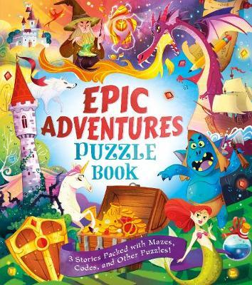 Epic Adventures Puzzle Book