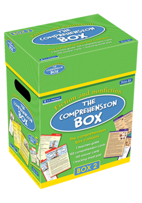 The Comprehension Box 2 Ages 8-10+ RIC-6947